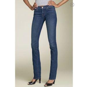 J Brand pencil leg 912 jeans in Sun
